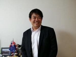 Mr Nelson NG