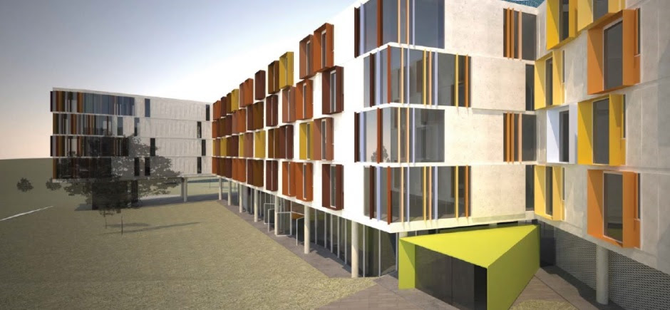 Monash Residential Services - Building 87