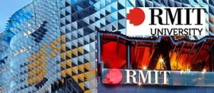RMIT with logo